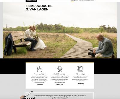 Filmproductie G. van Lagen