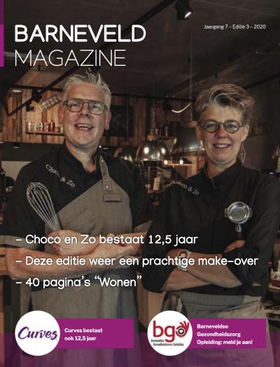 Advertorials & redactie Barneveld Magazine
