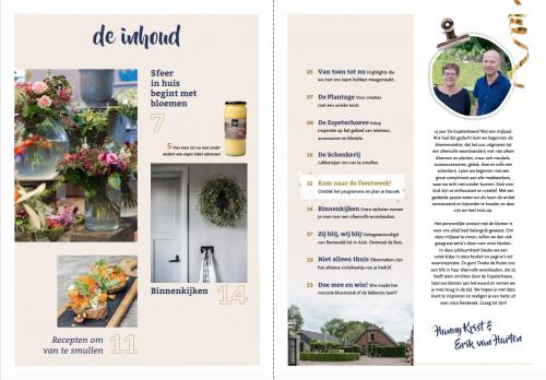 Espetercourant Jubileummagazine De Espeterhoeve